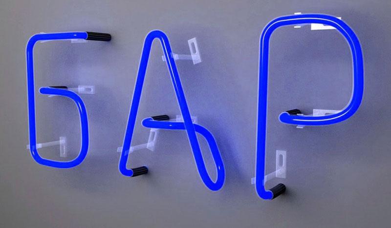 Надпись «Бар»