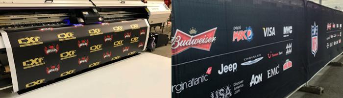 Примеры широкоформатной печати